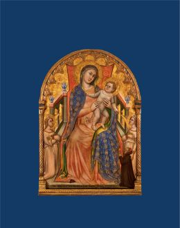 Simone dei Crocefissi, Madonna and Child – Su concessione del MiBACT / Archivio Pinacoteca Nazionale Bologna