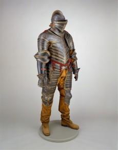 Field Armor of King Henry VIII of England, The Metropolitan Museum, New York