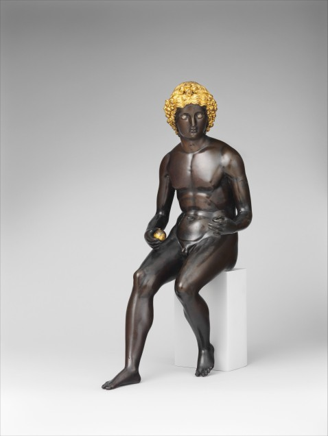 Paris, Antico (Pier Jacopo Alari Bonacolsi) The Metropolitan Museum, New York